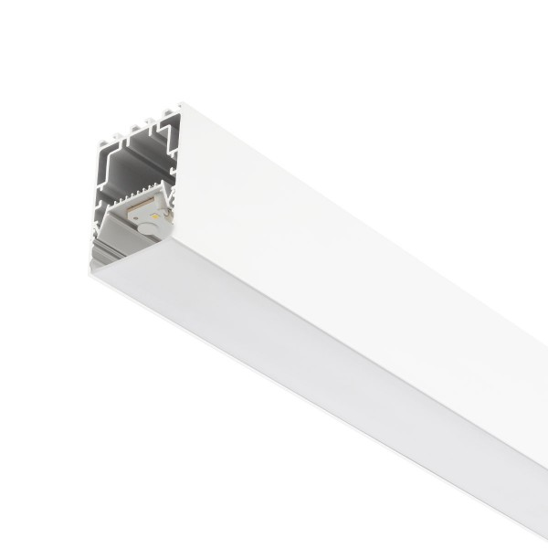 Corp de iluminat cu LED 14.7W suspendat XROPE 570mm Corp Alb Alb Neutru