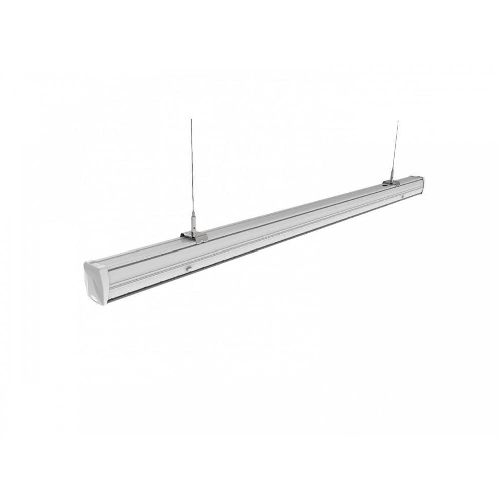 Corp de iluminat cu LED 50W pentru sir luminos lentila dublu asimetrica Alb Neutru