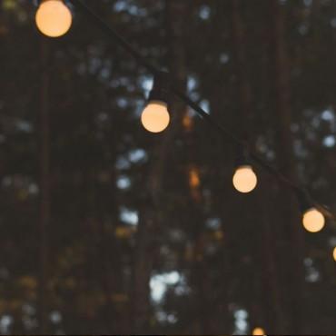 Sir de lumini LED cu...