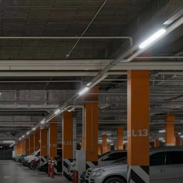 Corp de iluminat etans cu LED 48W cip SAMSUNG 150cm cu Kit de Emergenta 3h