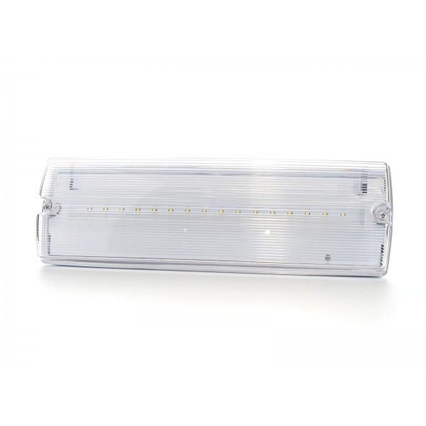 Lampa LED de urgenta 3W cip Samsung montaj aparent