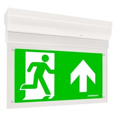 Lampa LED de siguranta 3h SCHRACK K4 2W
