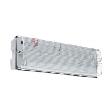 Lampa LED de urgenta etansa 5W XARROW Montaj Aparent