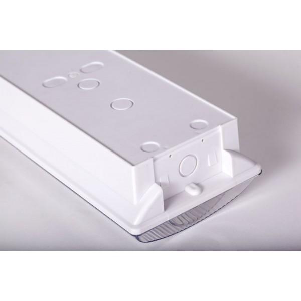 Lampa LED de urgenta INDUS 50 cu kit de emergenta