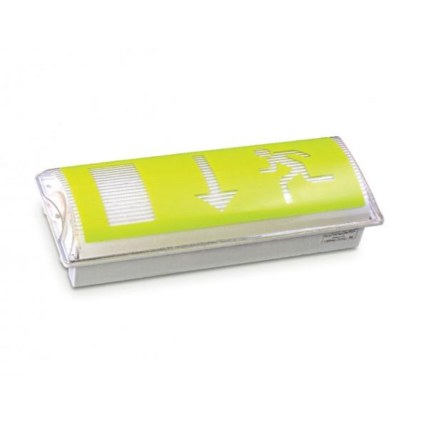 Lampa LED de urgenta INDUS 50 cu kit de ...