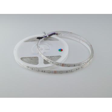 Banda LED SMD5050 30 LED RGB IP65