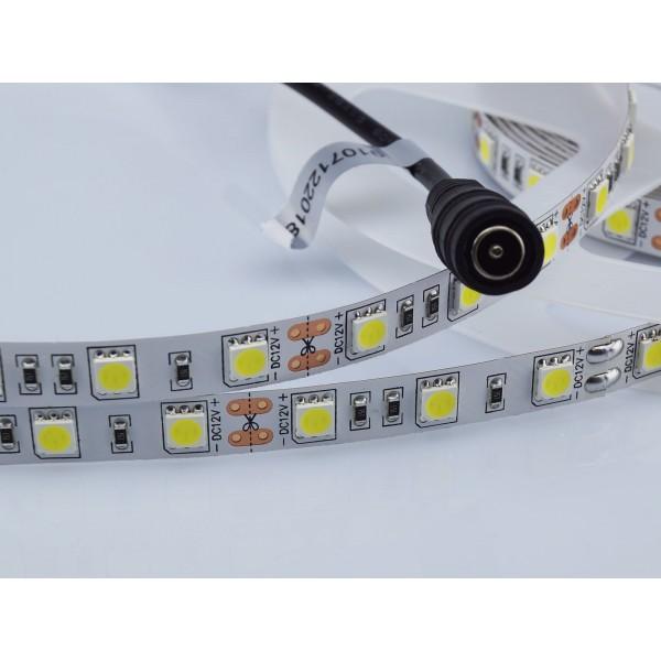Banda LED SMD5050 60 LED IP20 Alb Rece