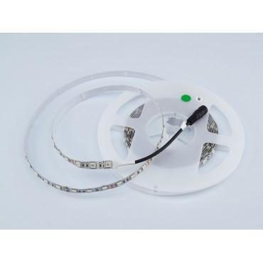 Banda LED SMD5050 60 LED IP20 Verde