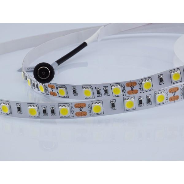 Banda LED SMD5050 60 LED IP20 Alb Neutru