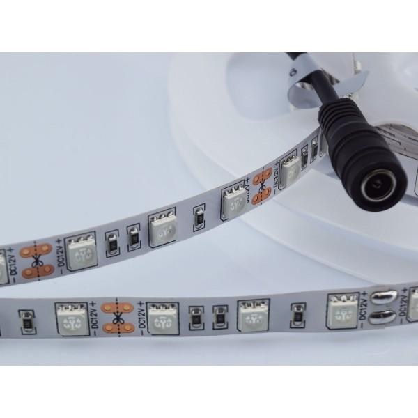 Banda LED SMD5050 60 LED IP20 Galben