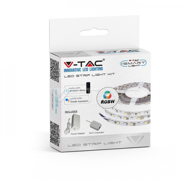 Set Banda LED SMART 10W RGBW s...