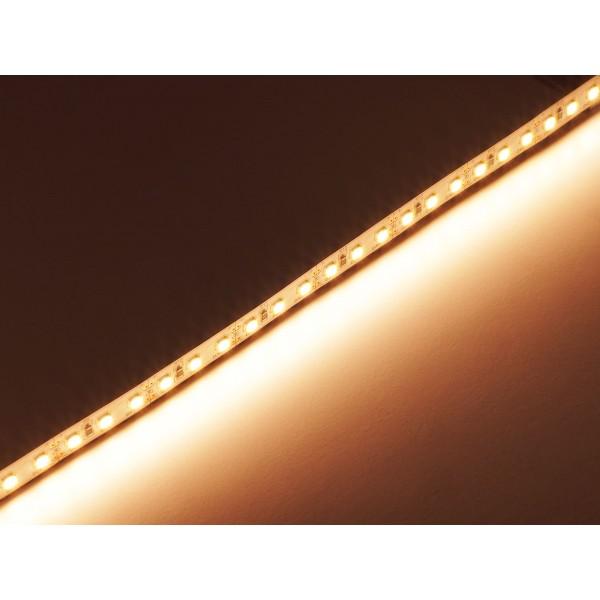 Banda LED cu CIP SAMSUNG SMD2835 120 LED 12V Alb Cald