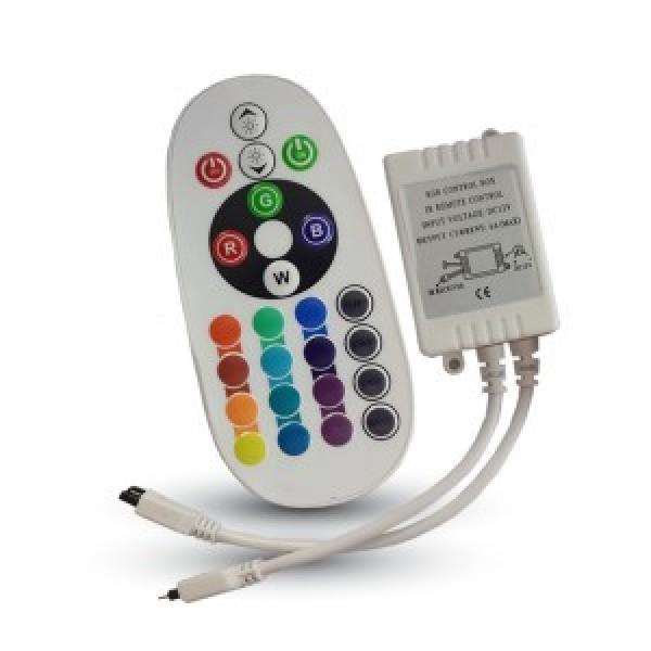 Controler cu Telecomanda Infrarosu 24 Bu...