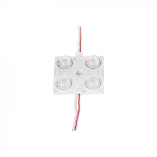 Modul LED 1.44W 4 SMD IP68 Alb...