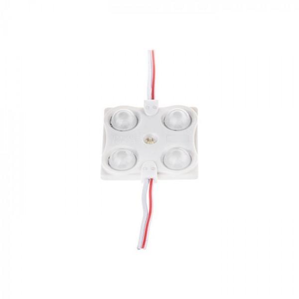 Modul LED 1.44W 4 SMD IP68 Alb Rece