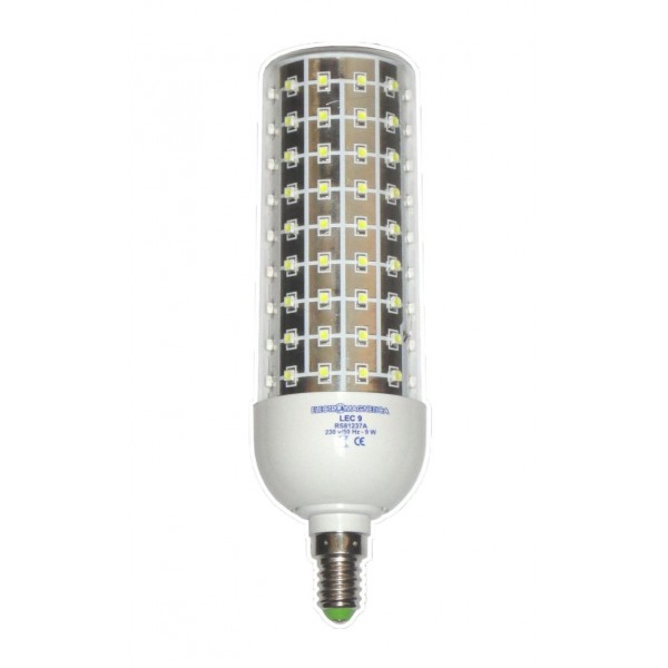Bec LED Lec 9W E14 - lumina re...