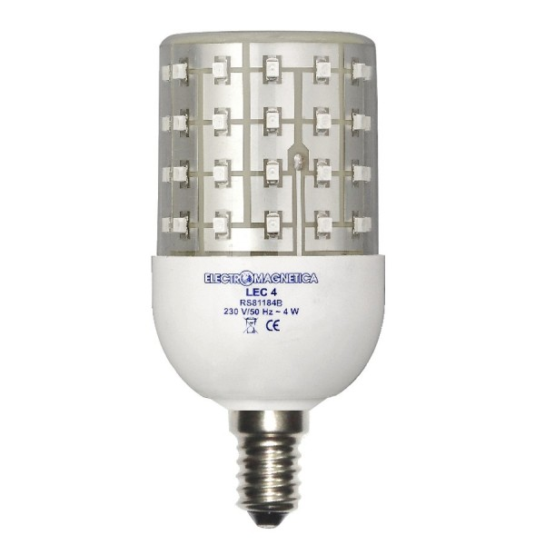 Bec LED Lec 4W E14 - lumina ca...