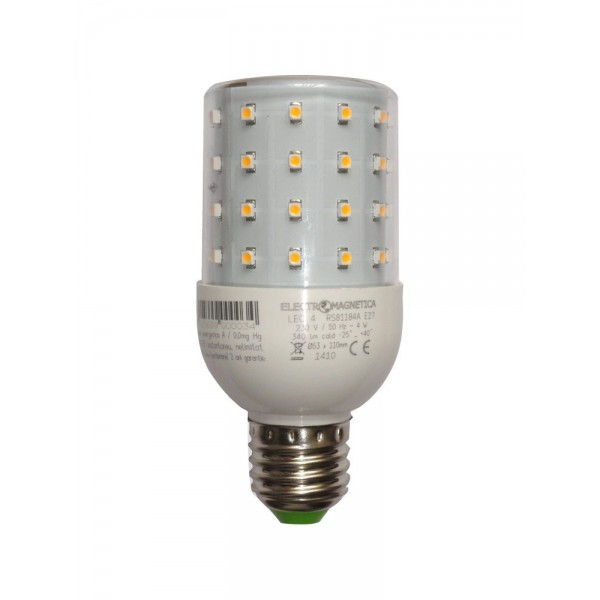 Bec LED Lec 6W E27 - lumina re...