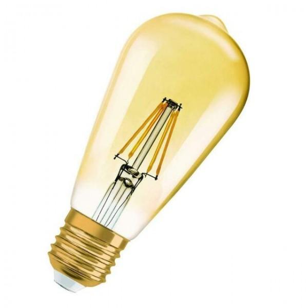 Bec LED Filament 4.5W E27 Osram Vintage ...