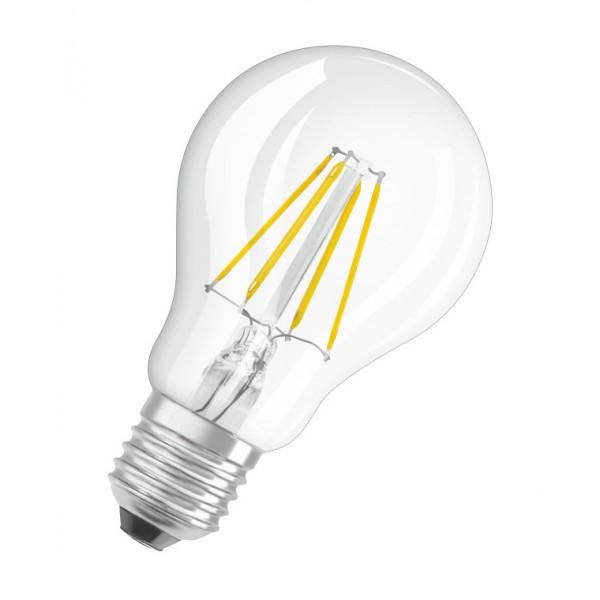 Bec LED Filament 4W E27 A60 Osram Alb Cald