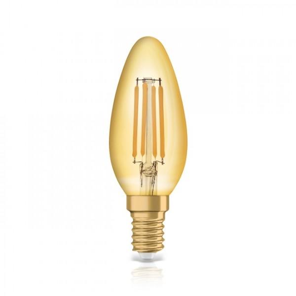 Bec LED Filament 4.5W E14 Luma...