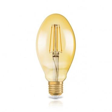 Bec LED Filament 4.5W E27 Oval Osram Vintage Alb Cald