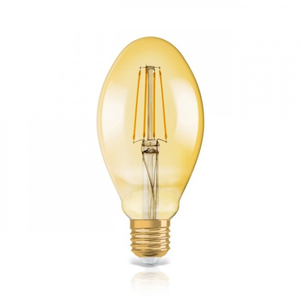 Bec LED Filament 4.5W E27 Oval...
