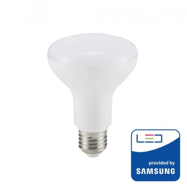 Bec LED 10W E27 R80 Cip SAMSUNG Alb Cald