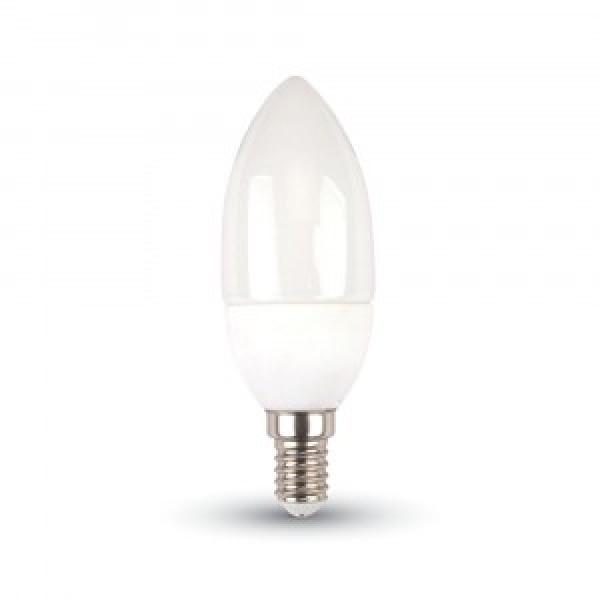 Bec LED 5.5W E14 Tip Lumanare ...