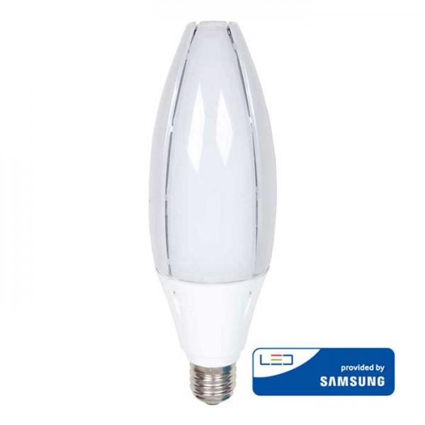 Bec LED 60W CIP SAMSUNG E40 Alb Neutru...
