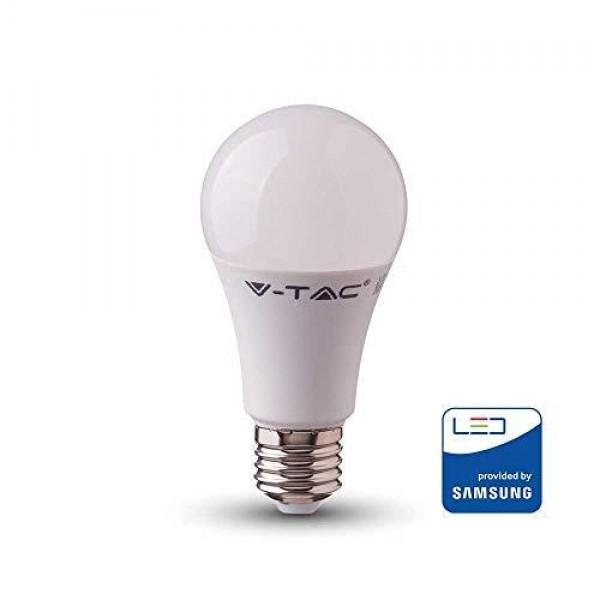 Bec LED 11W A60 E27 cu CIP SAMSUNG lumin...