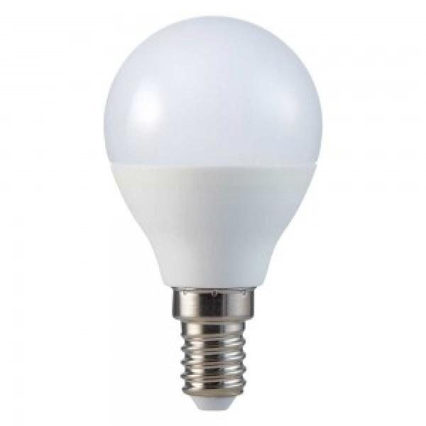 Bec LED 4.5W E14 P45 Alb Neutru Bulb Mat