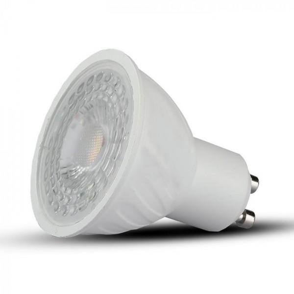 Bec spot LED smart 4.5W GU10 compatibil cu Google Home si Amazon Alexa WW-CW