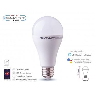 Bec LED smart 15W E2...