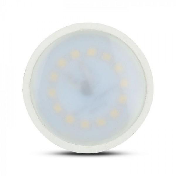 Bec spot LED smart 4.5W GU10 compatibil cu Google Home si Amazon Alexa RGB-WW-CW