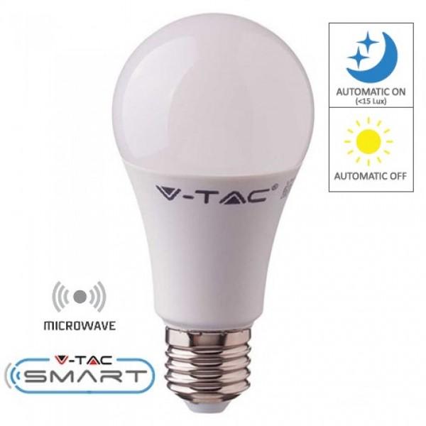 Bec LED inteligent 9W E27 cu s...