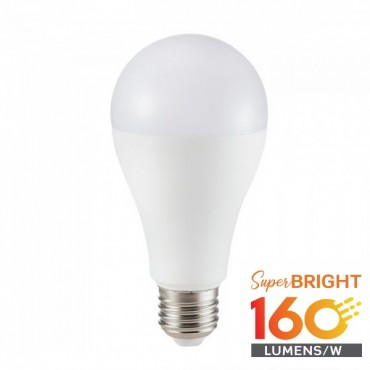 Bec LED 15W E27 A65 EVOLUTION 160lm/W Alb Neutru