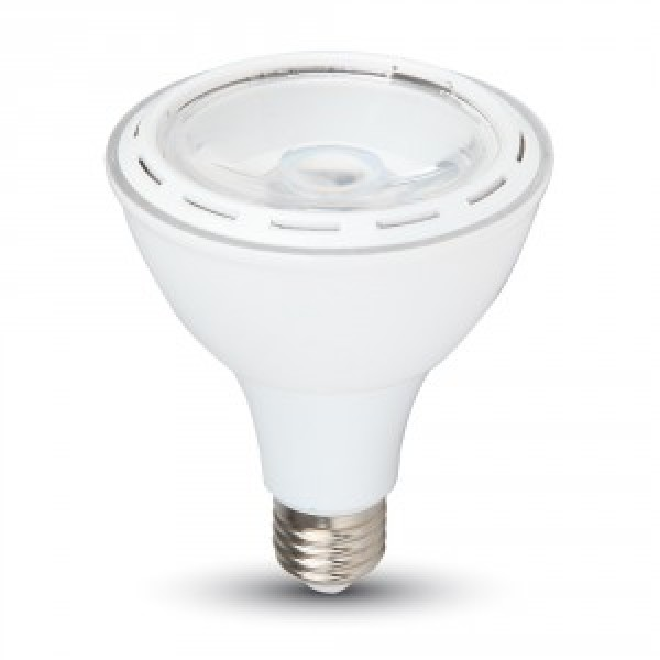 Bec LED E27 12W PAR30 Alb Neut...