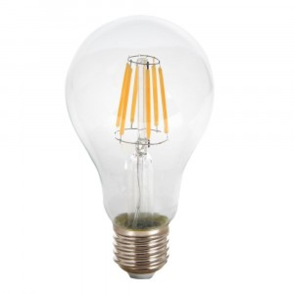 Bec LED Filament 8W E27 Clar - lumina re...