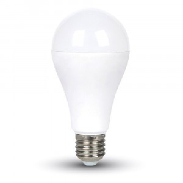 Bec LED 15W E27 A65 Termoplast...