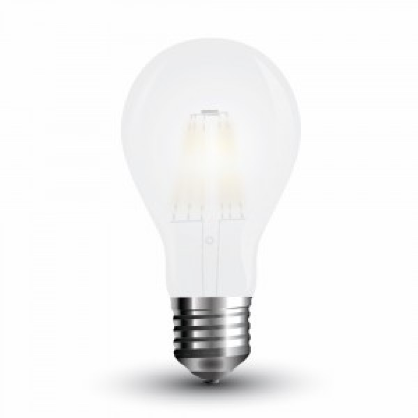 Bec LED Filament 8W E27 Mat A67 - lumina neutra