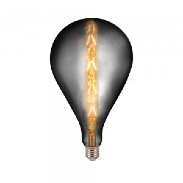 Bec LED 8W E27 Filament G165 f...