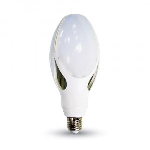 Bec LED 40W E27 ED-90 Alb Rece