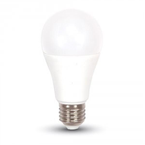 Bec LED 12W E27 A60 Termoplastic Alb Rec...