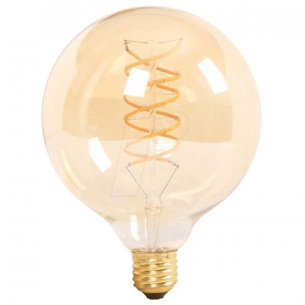 Bec LED Filament dublu spirala...