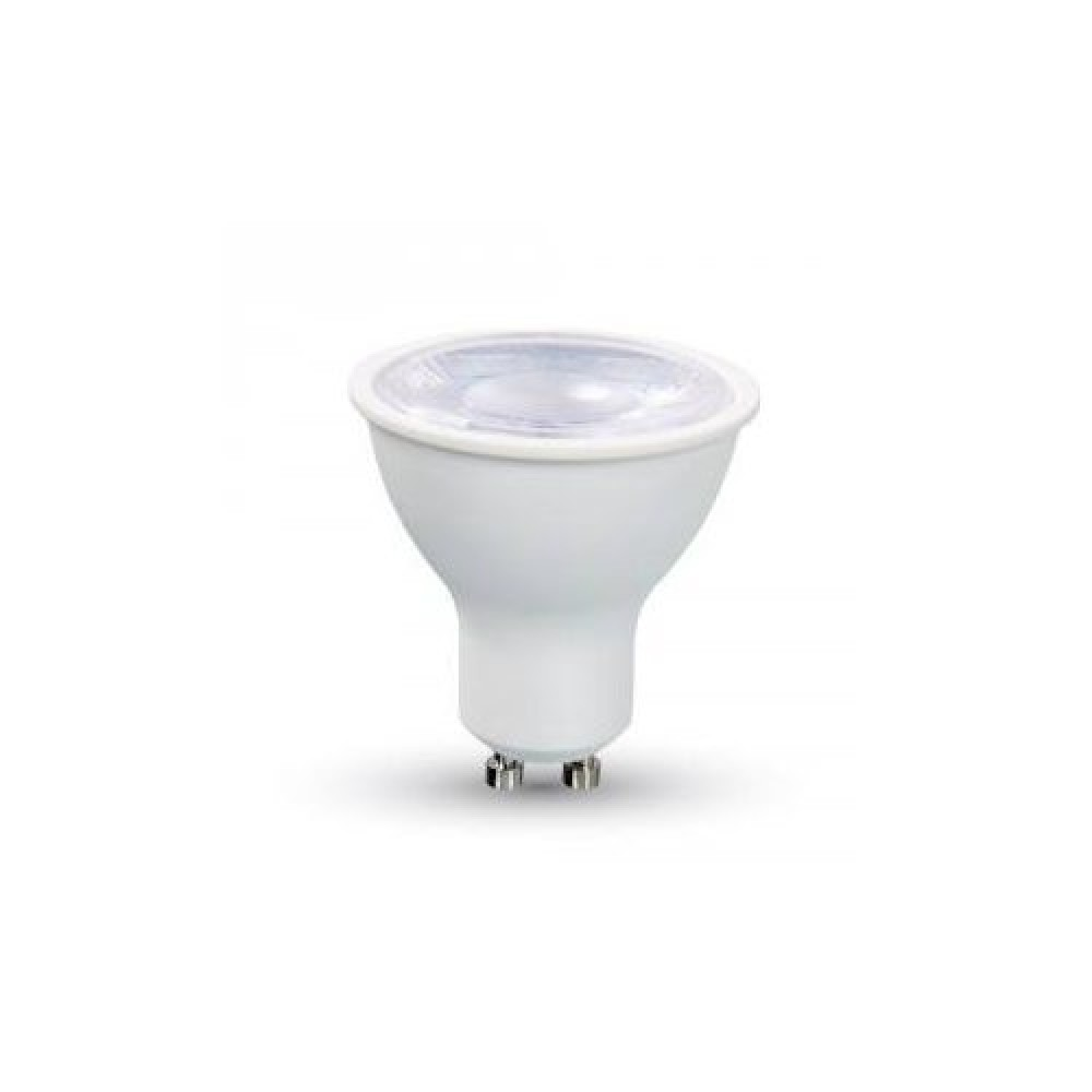 Bec spot LED cip SAMSUNG 8W GU10 Alb Rece