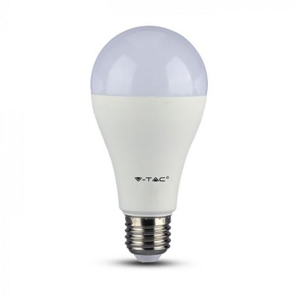 Bec LED 9W cip Samsung E27 A70 cu baterii emergenta 3 ore