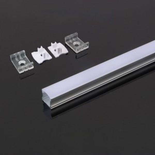 Profil din Aluminiu 2000 x 17.2 x 15.5 m...