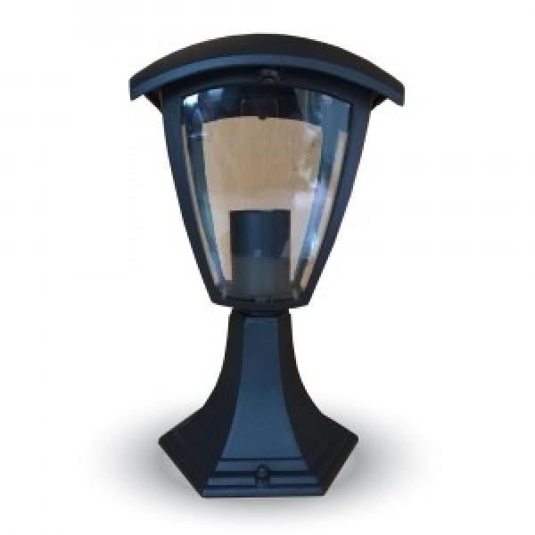 Lampa de Gradina 300mm Corp Negru