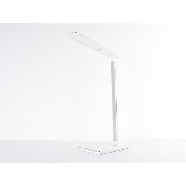 Lampa LED de birou Alba 5W protectie pen...